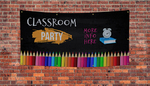 Class Party Banners