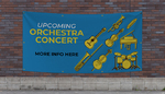 Orchestra Banners