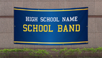 School Band Banners