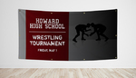 Wrestling Banners