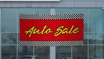cheap auto for sale banners