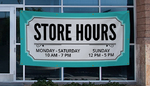 Business Hours Banners