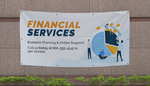 Financial Service Banners