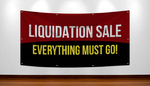 Liquidation Sale Banners