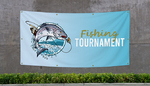 Fishing Tournament Banners
