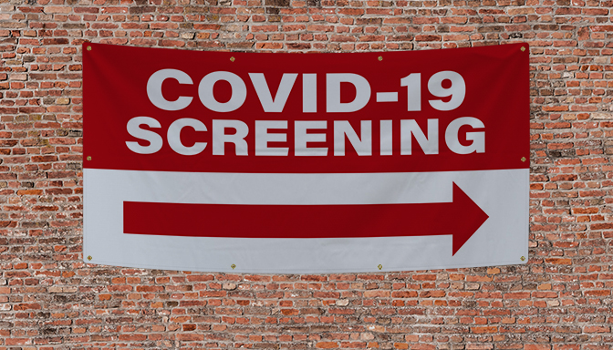 COVID Banners