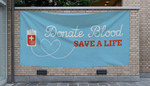 Blood Drive Banners