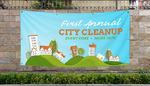 Cleanup Event Banners