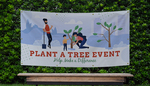 Plant a Tree Banners