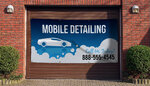 Auto Detailing Banners